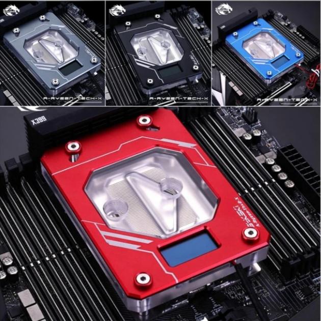 A-RYZEN-TECH-X (AMD) (槍 / 藍 /  紅 / 黑 可選) 1