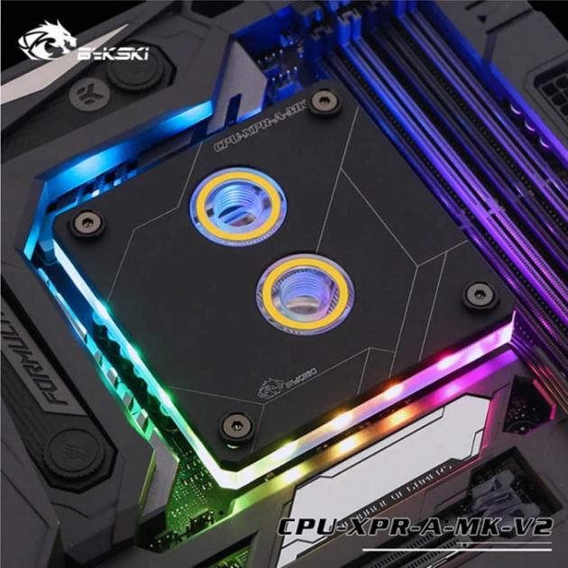 CPU-XPR-A-MK-V2 (INTEL)(銀 / 黑 可選) 2